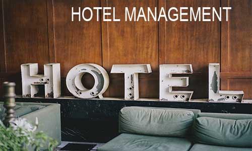 UpcomingHotel Management Entrance Exam 2022