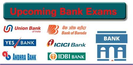 Upcoming Bank Exams in Hindi