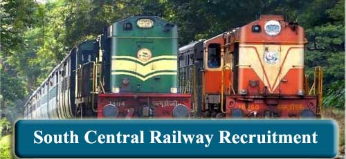 South Central Railway Recruitment 2022