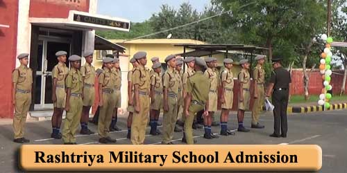 National Military School Admission 2023